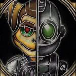 Steampunk Ratchet & Clank