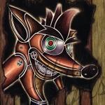 Steampunk Tribal- Crash Bandicoot