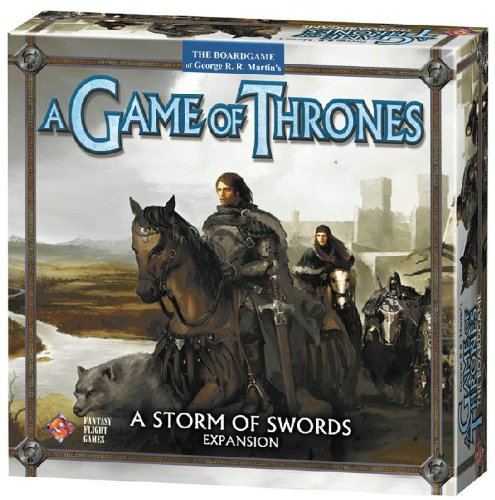 Storm of Swords Expansion