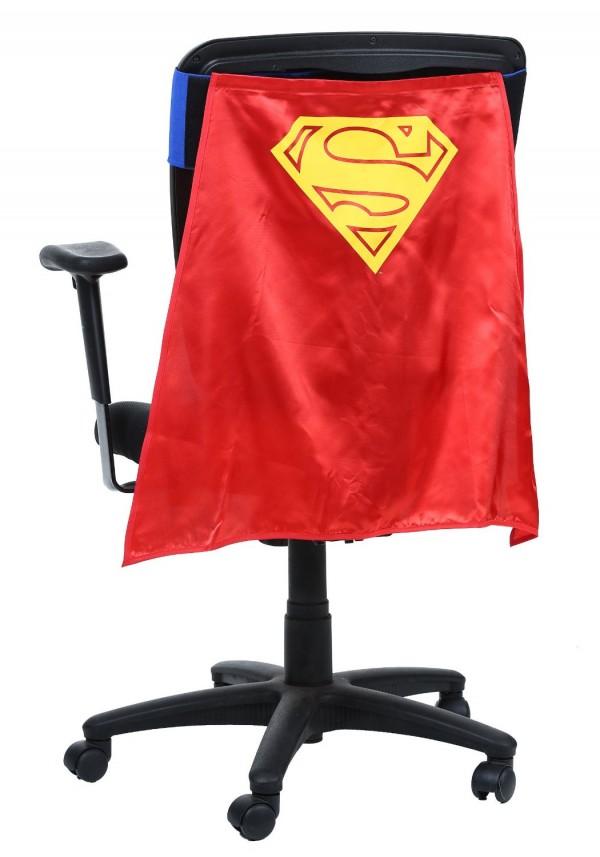 Superman Chair Cape