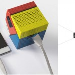 The Smart Cube P1 projector