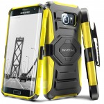 best Evocel Galaxy S7 Edge Rugged Holster case