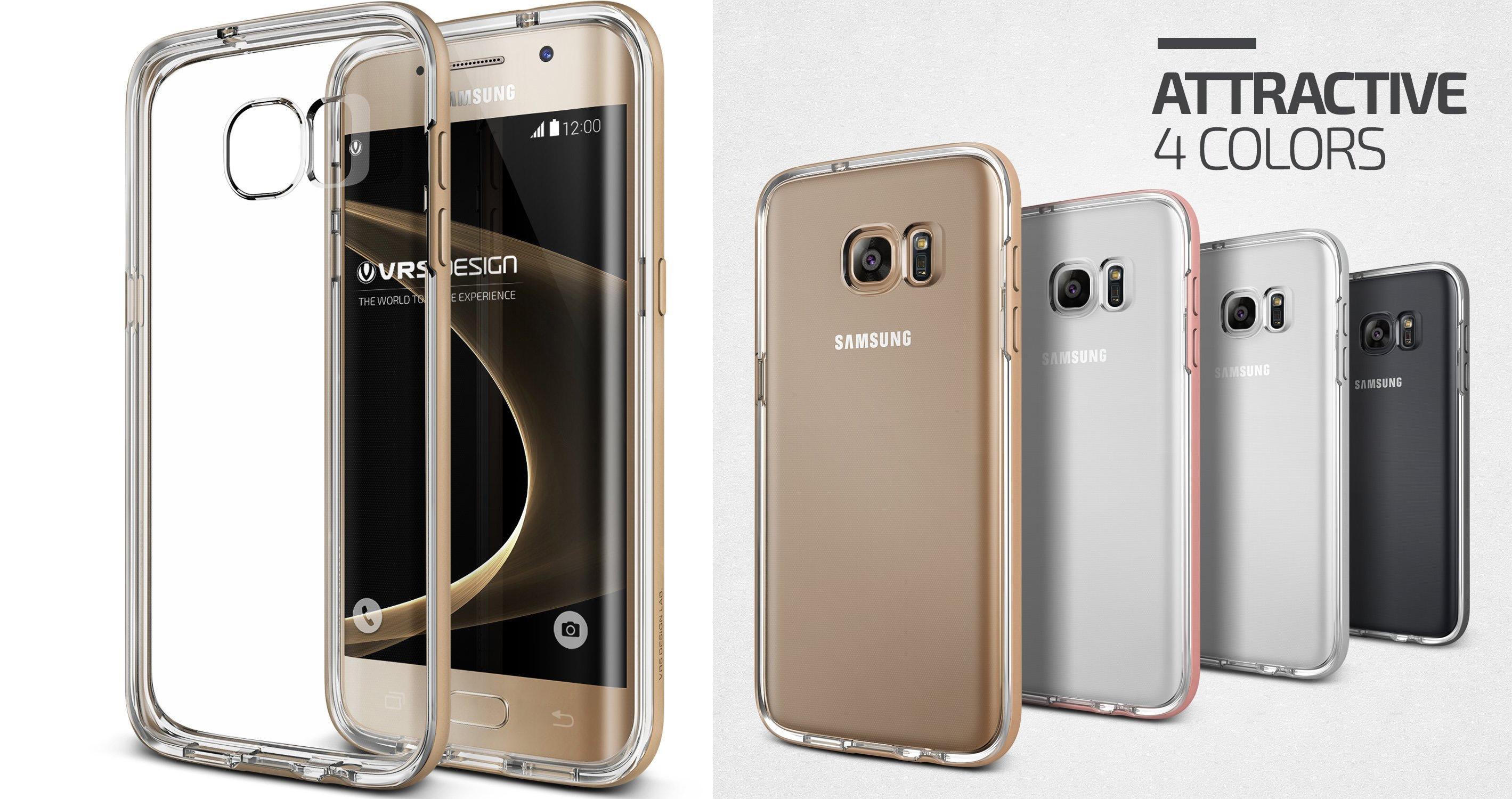 best Galaxy S7 Edge Case  Bumper