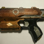 best nerf mode Steampunk Nerf Gun
