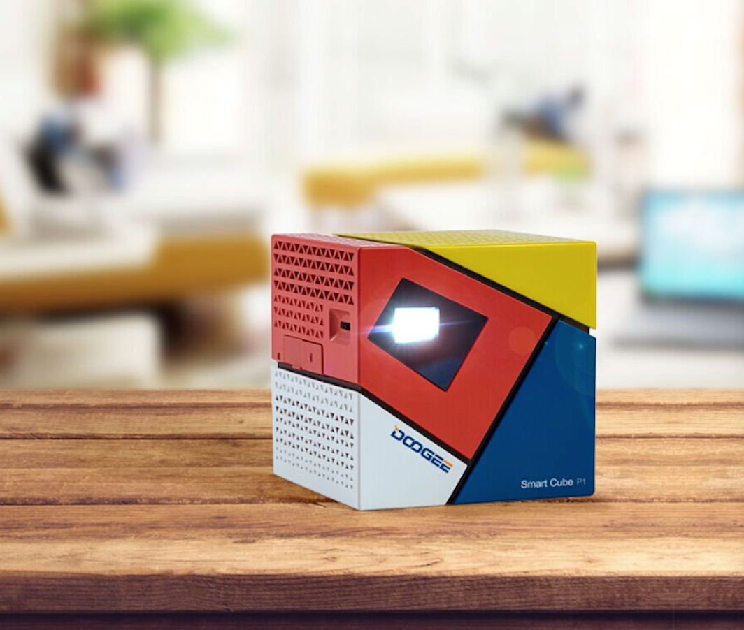 portable The world's most portable smart projector