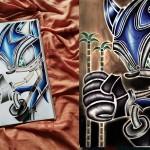 sonic steampunk art