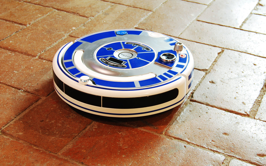 star wars R2D2 ROOMBA