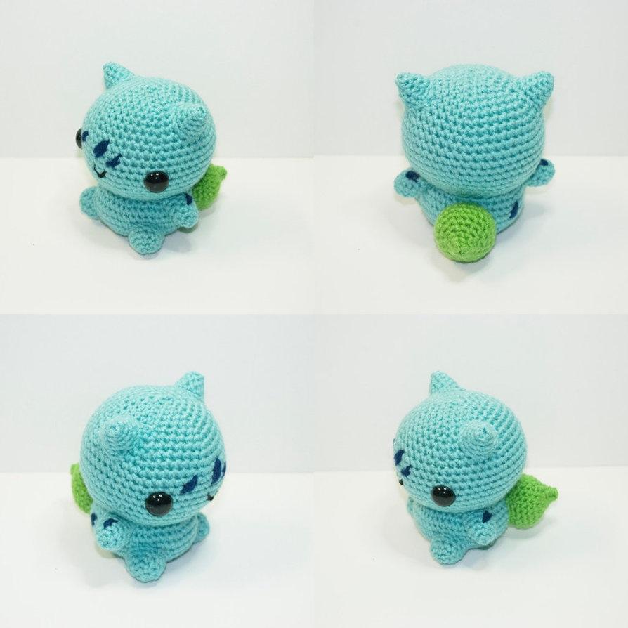 Adorable Pokemon crochets 2