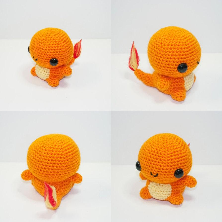 Adorable Pokemon crochets 3