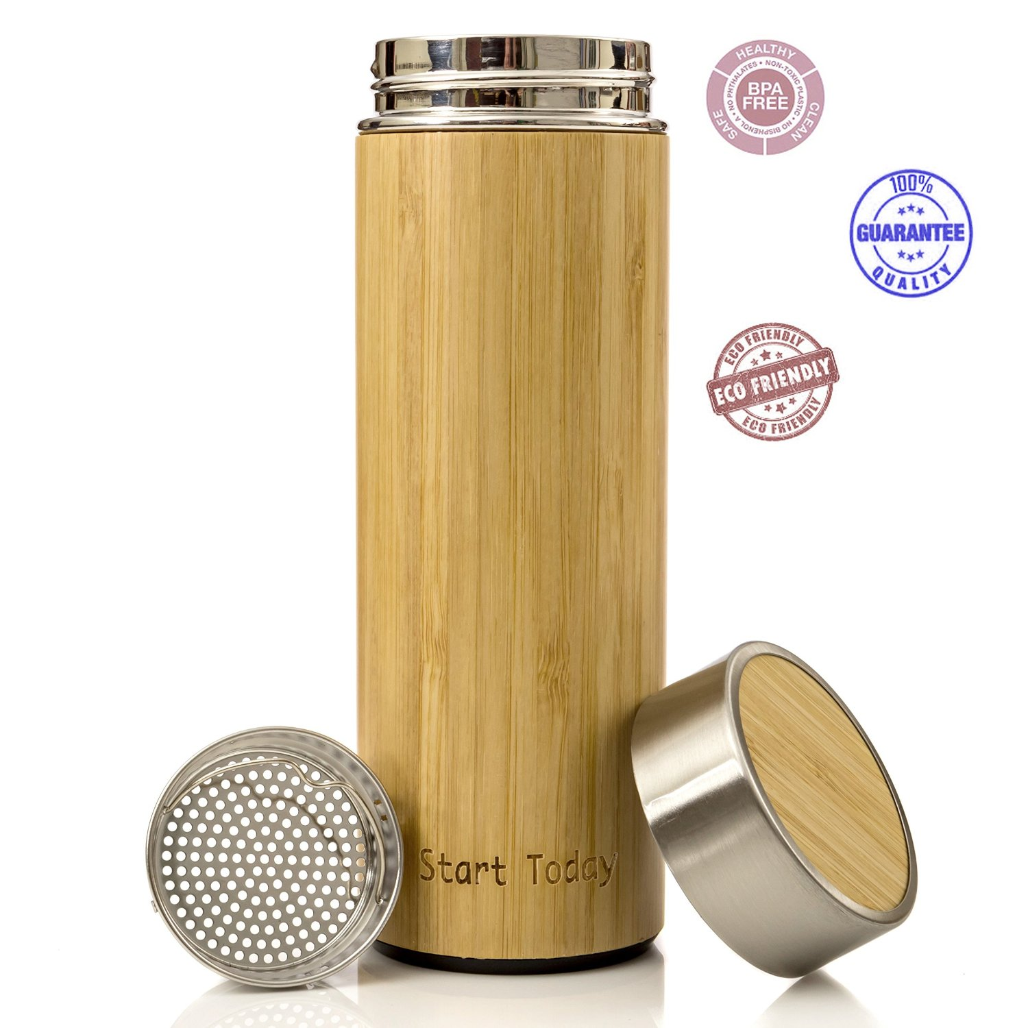 Best Coffee Strainer Bottle
