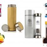 Best Tea & Coffee Strainer Bottles