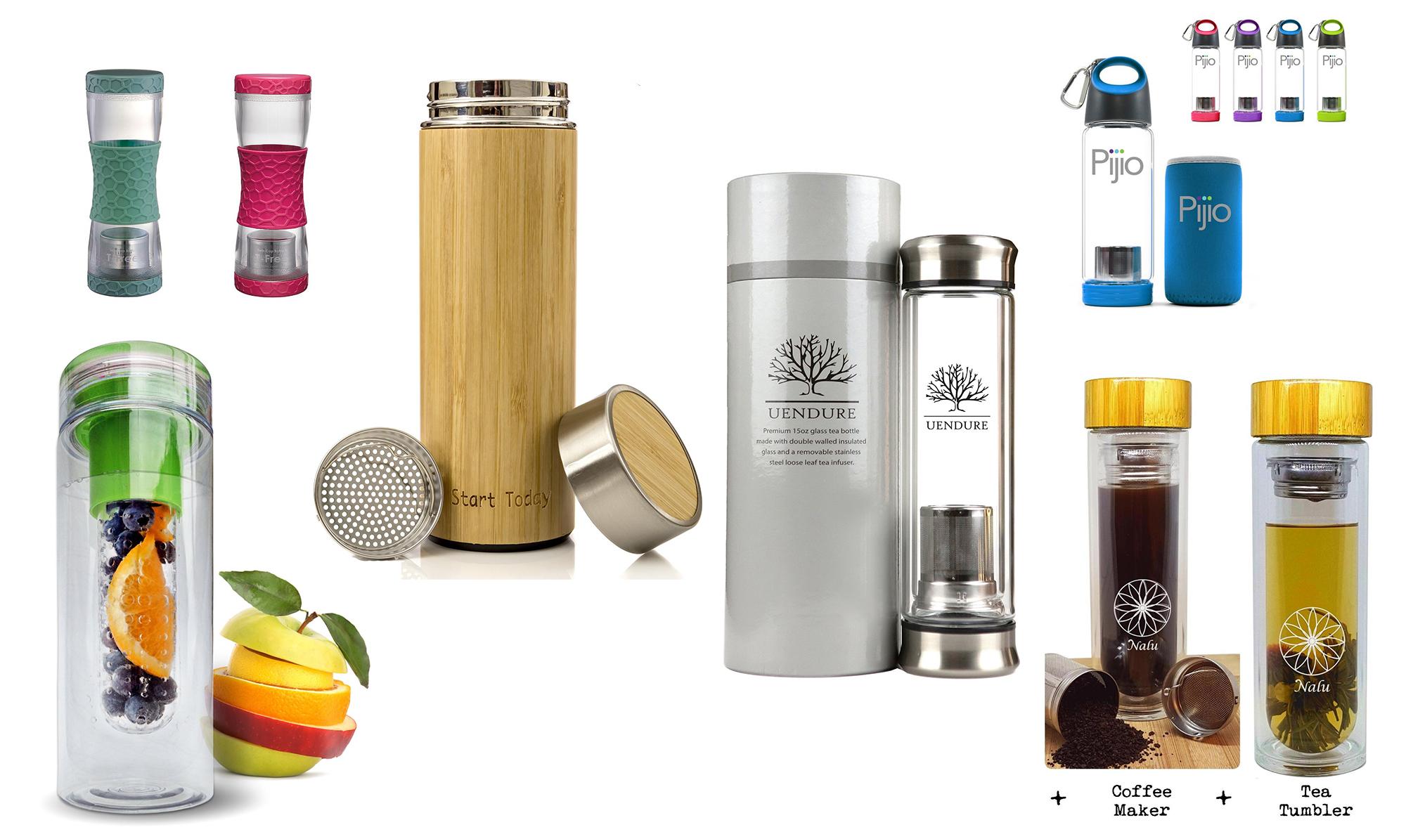 7 Best Tea & Coffee Strainer Bottles