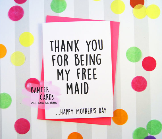 Funny Mothers Day Cards 7