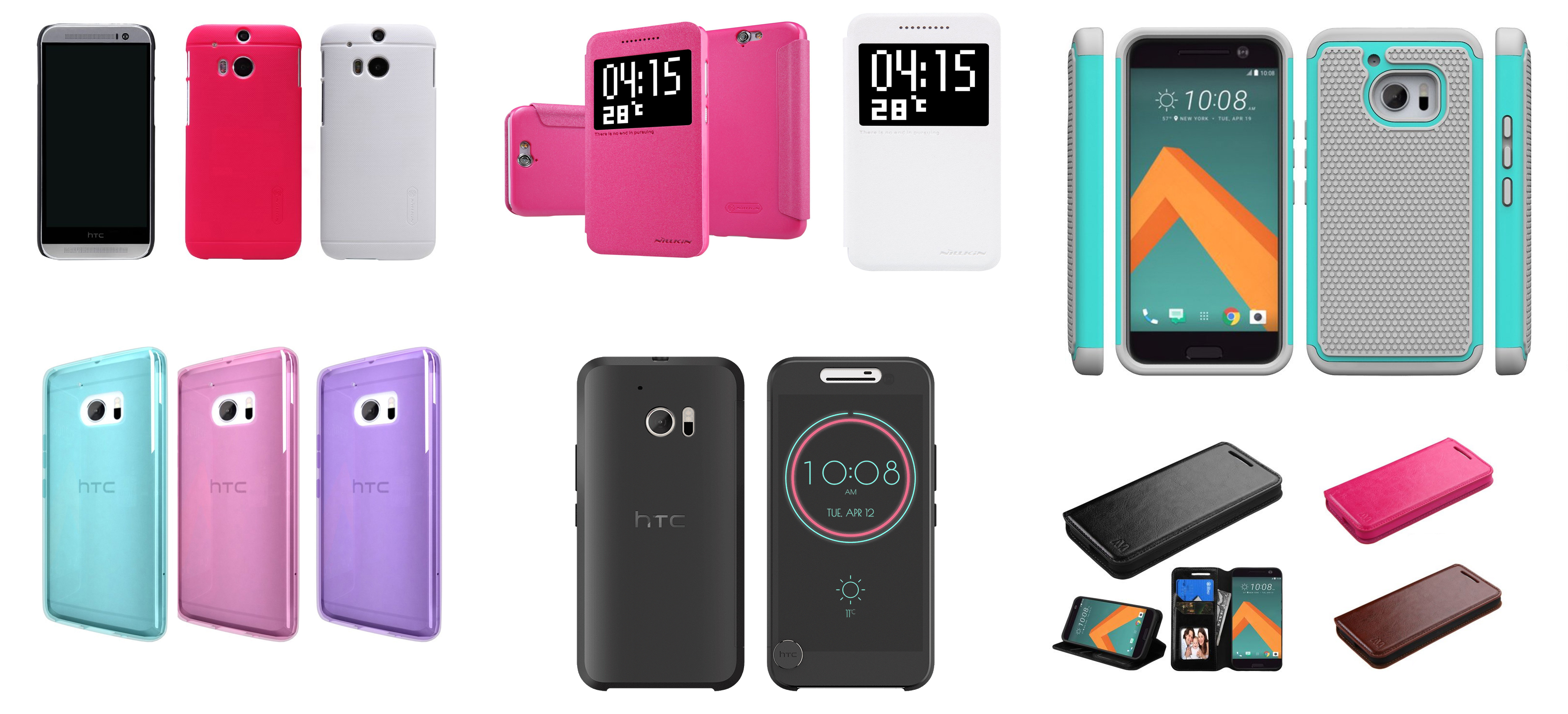The Best HTC 10 Cases