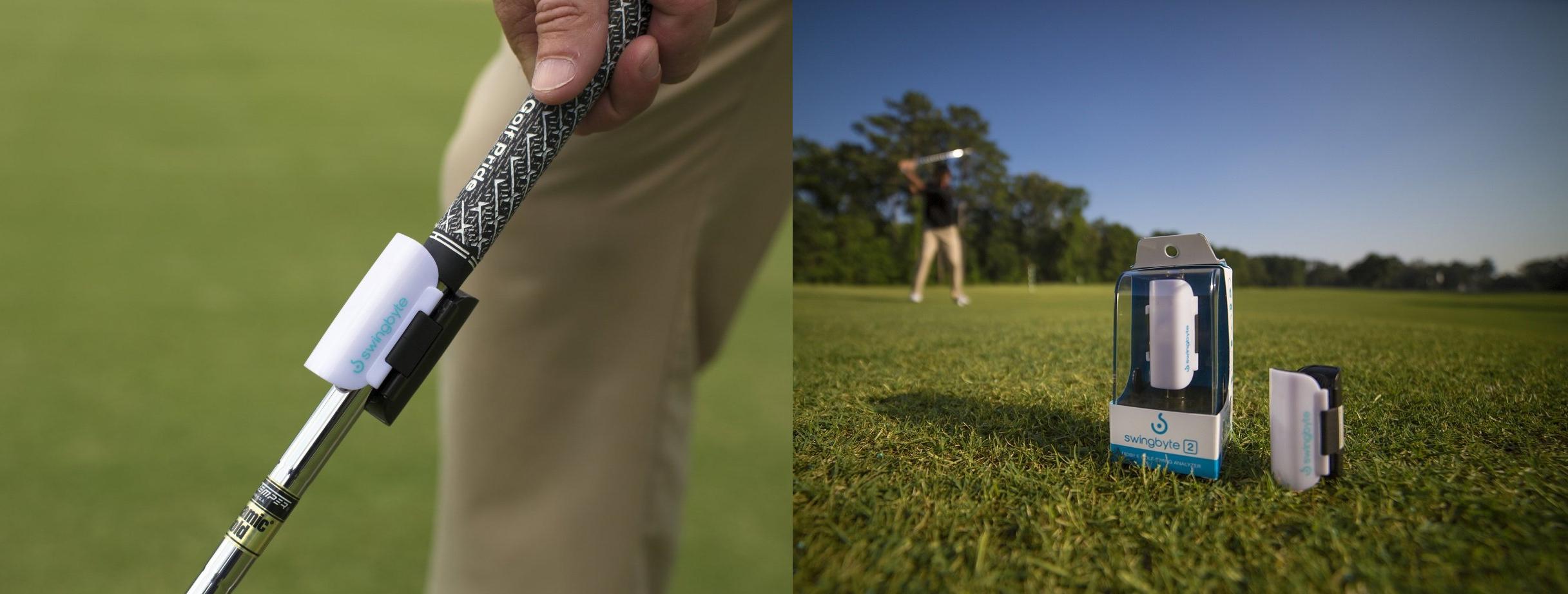 best sports gadget Swingbyte 2 Golf Swing Analyzer