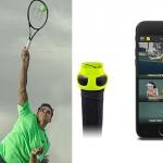 best sports gadget Zepp Tennis Swing Analyzer