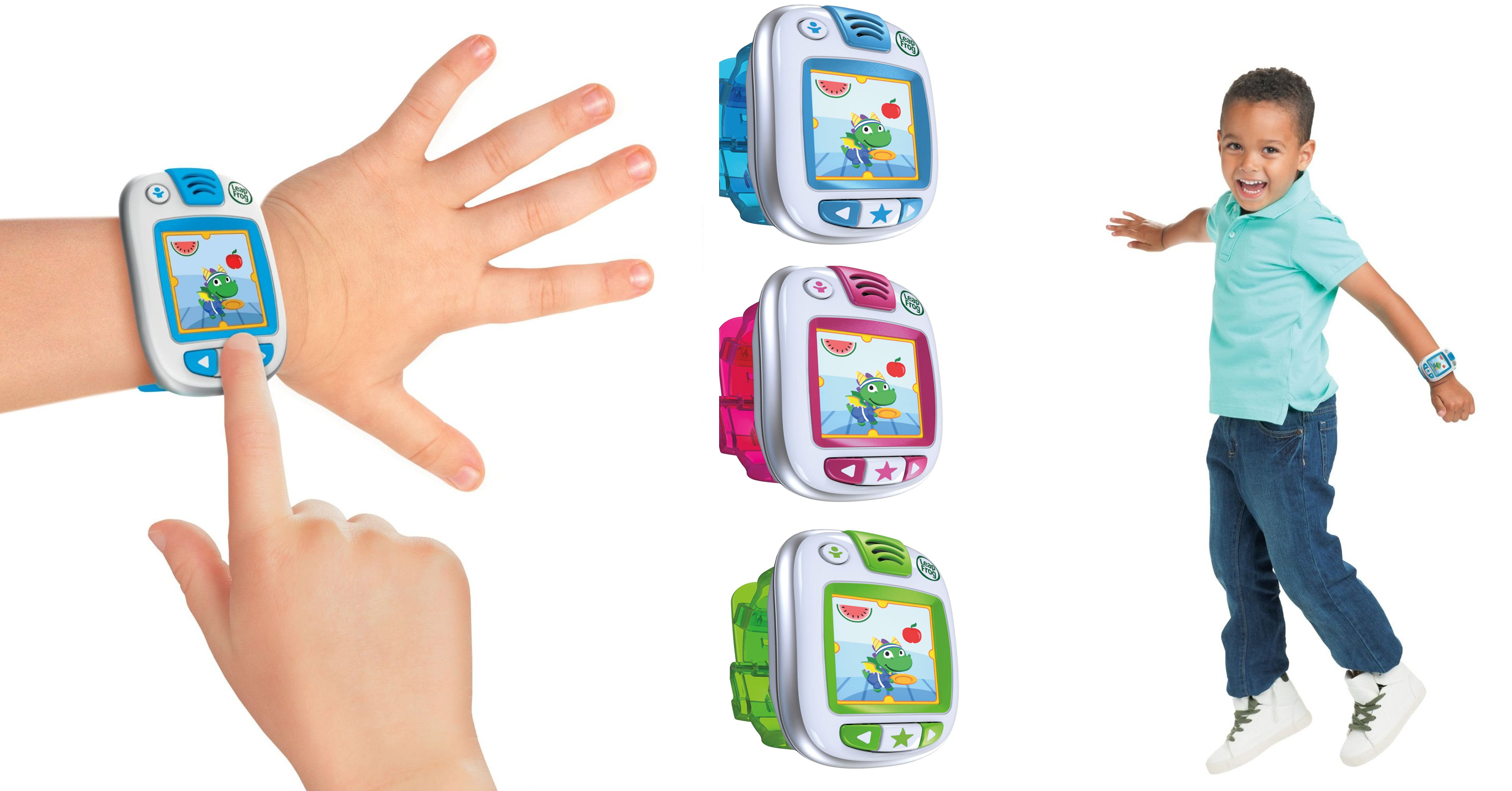 best tracker smarteatch for kids LeapFrog LeapBand