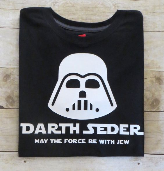 darth seder funny passover shirt