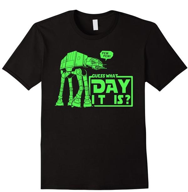AT-AT may the 4th shirt