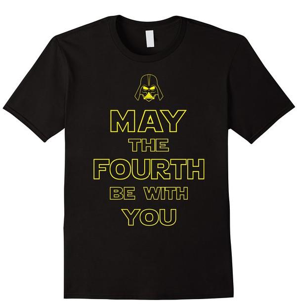 Angry Vader Shirt