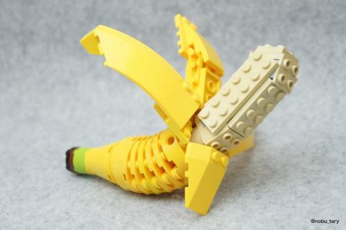 Artist Creates Yummy LEGO Food Sculptures 1