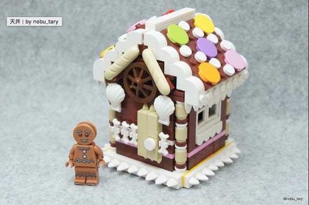 Artist Creates Yummy LEGO Food Sculptures 6