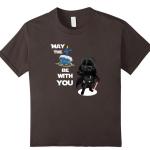 Cute Darth Vader Shirt