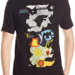 Game of Thrones Map Shirt