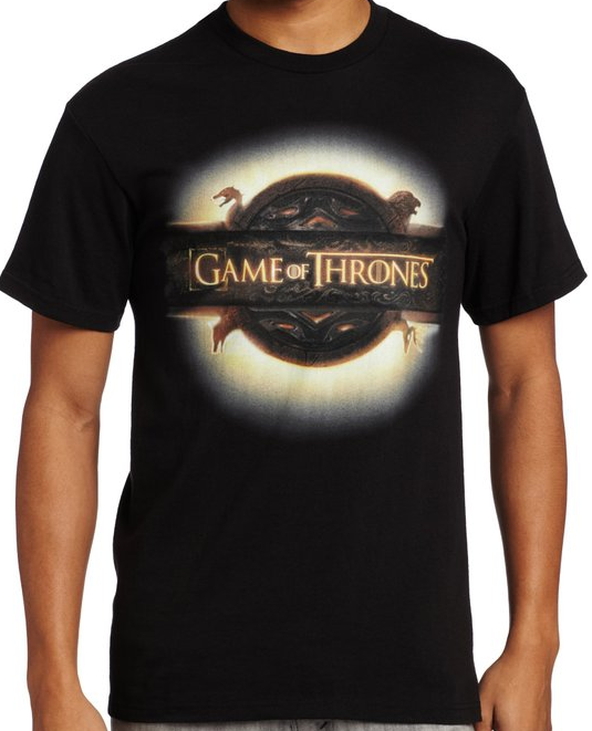 Game of Thrones Opening Shirt
