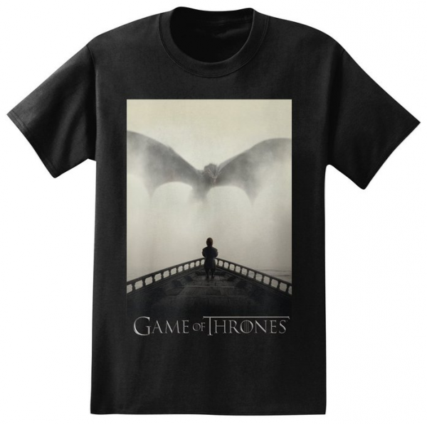 Game of Thrones Tyrion Drogon Shirt
