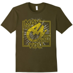 Millennium Falcon May the 4th be with you shirt