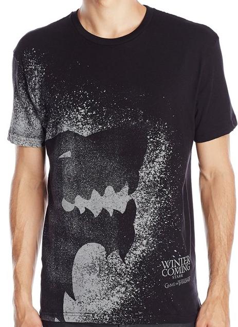 Stark Direwolf Game of Thrones Shirt