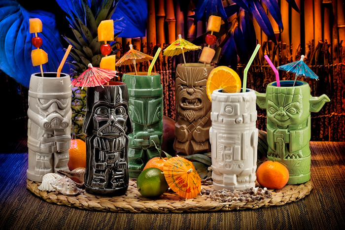 Star Wars Geeki Tikis 2