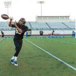best sports gadgtes Football Receiving Training Aid