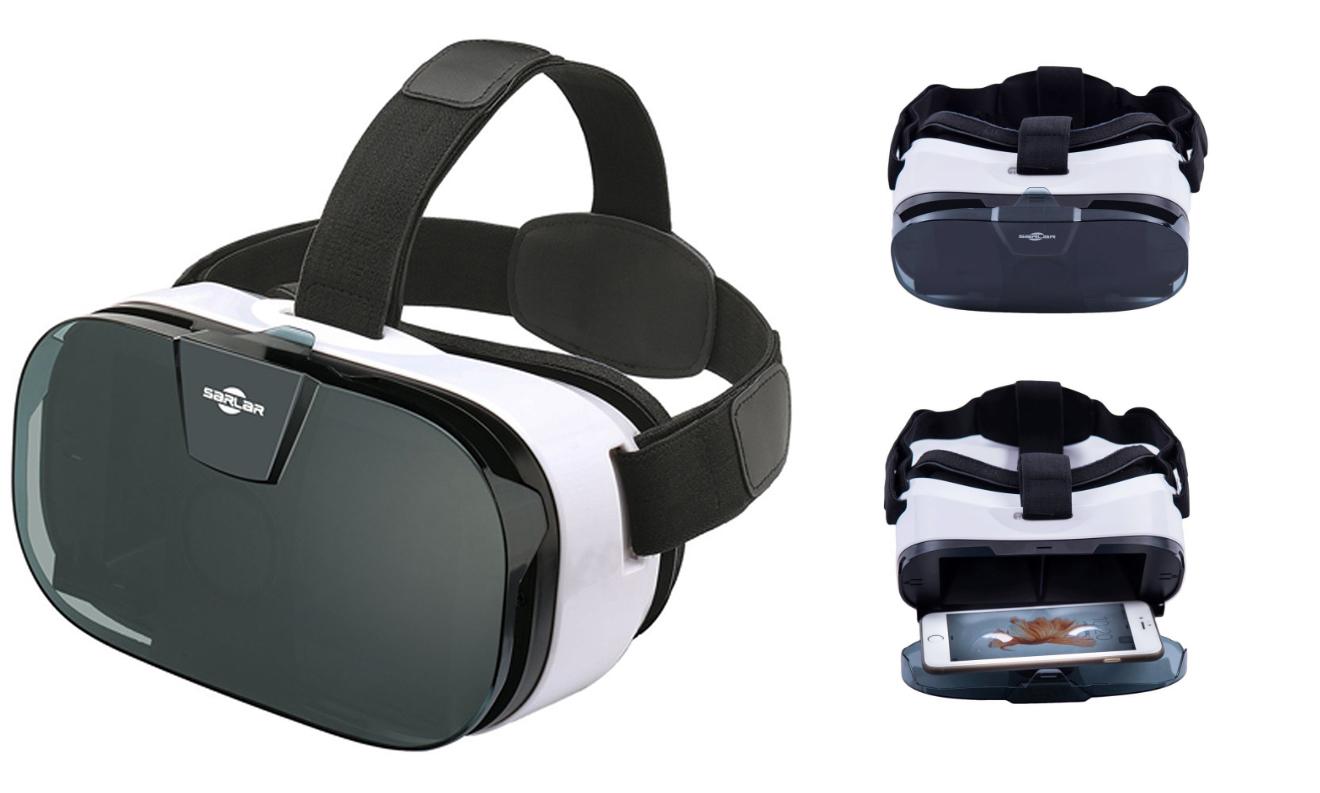 best vr headset 2016 Ergonomic Sarlar VR Glasses
