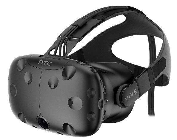 best vr headset 2016 Uber-advanced HTC Vive