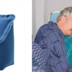 funny Inflatable Travel Pillow nap gadgets