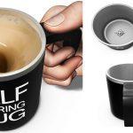 gadgets for lazy people self stirring mug
