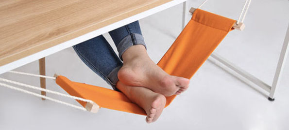 lazy gadget Foot Hammock