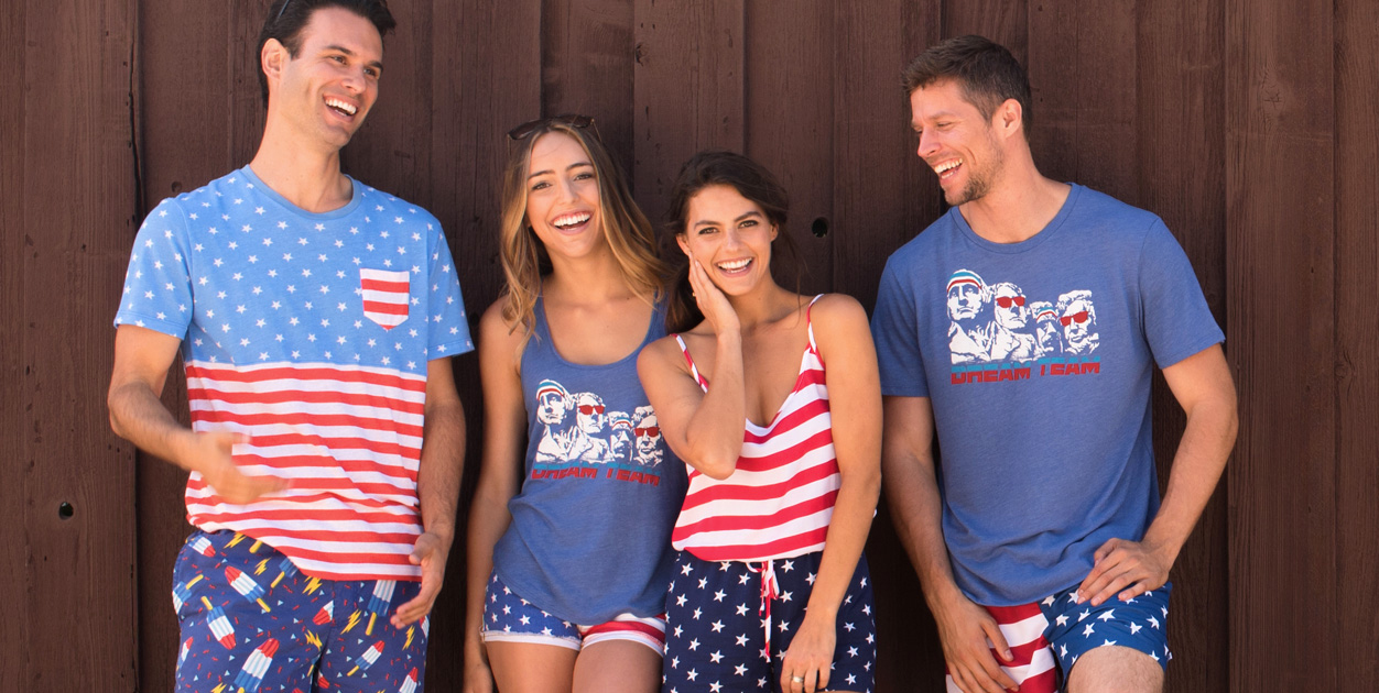 c10b9ebd7b630 Awesome 4th of July Outfits to Celebrate Like a True Patriot - Walyou