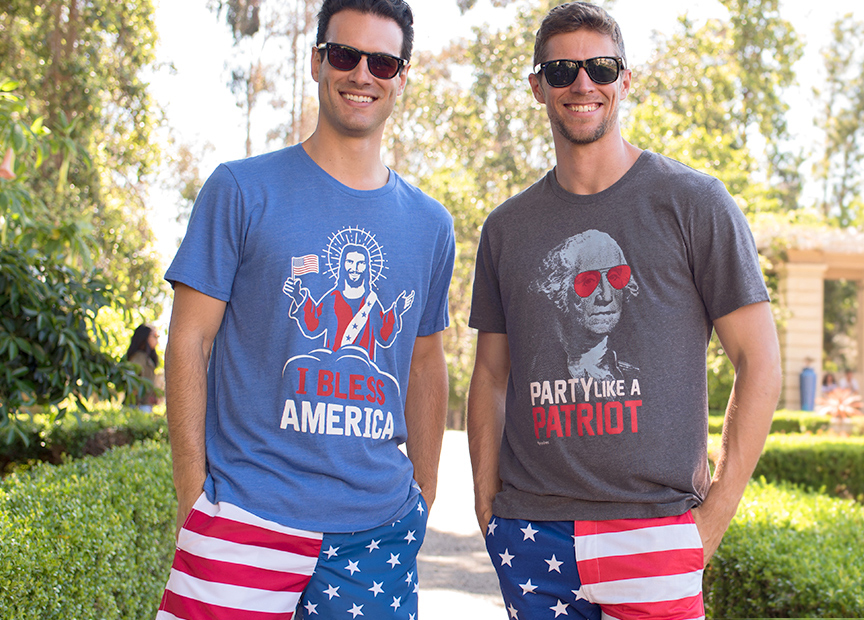 4th of july men shirts