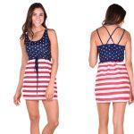 DRESS AMERICA 4th og july women dress