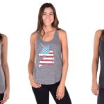 Funny women 4th of july tops
