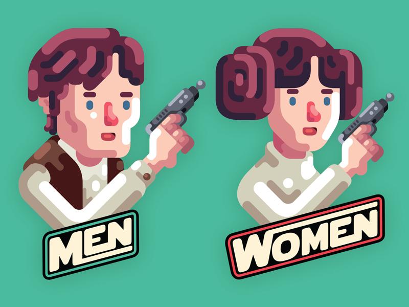 Star Wars Pixels Art by Raul Aguiar 3