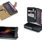 Terrapin Sony Xperia X Performance Leather Case Wallet