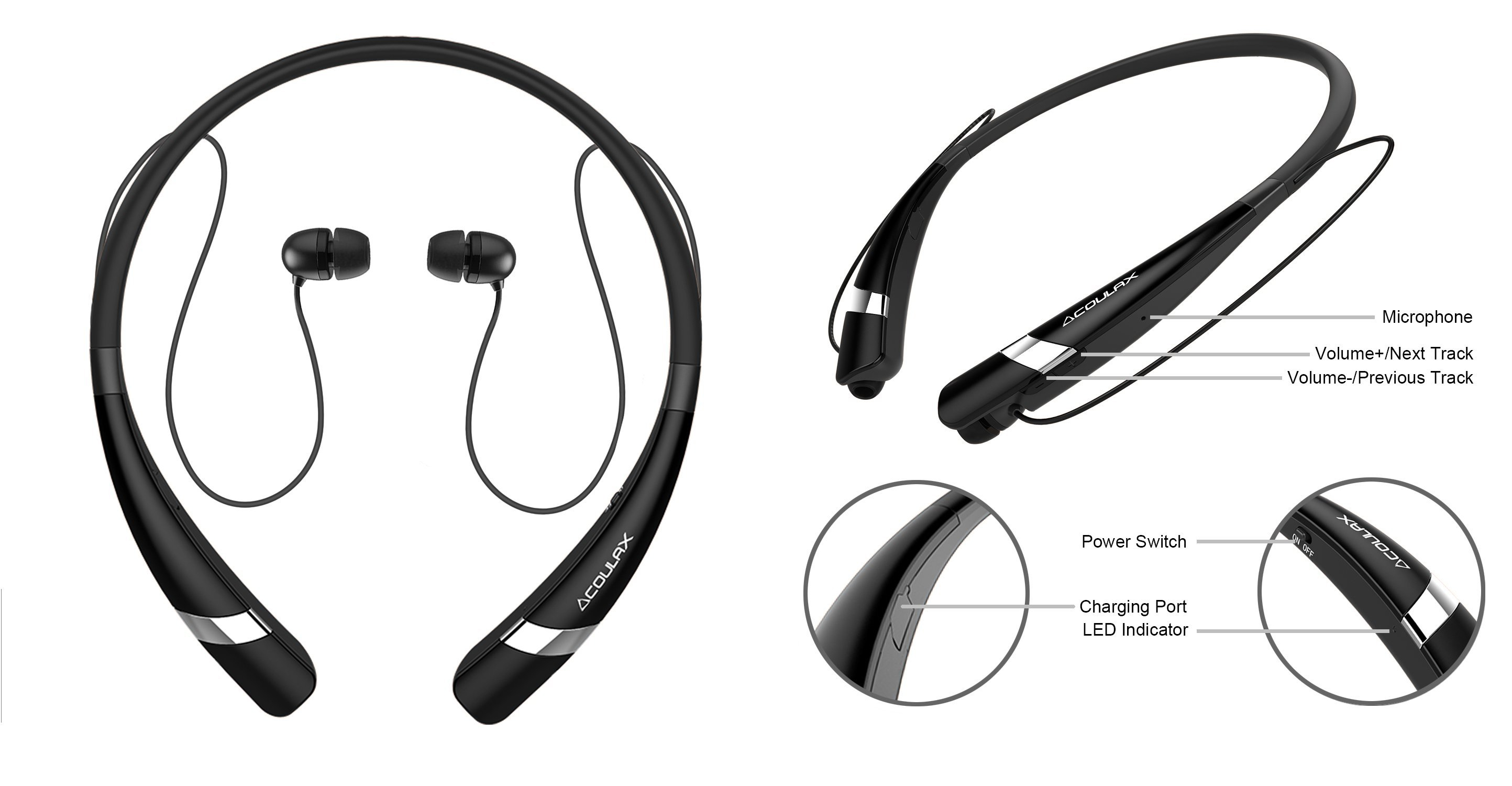 Wireless Bluetooth Earbuds best father day gift idea 2016