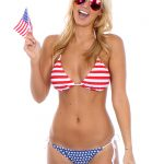 american_flag_bikini 4th of july swimsuits