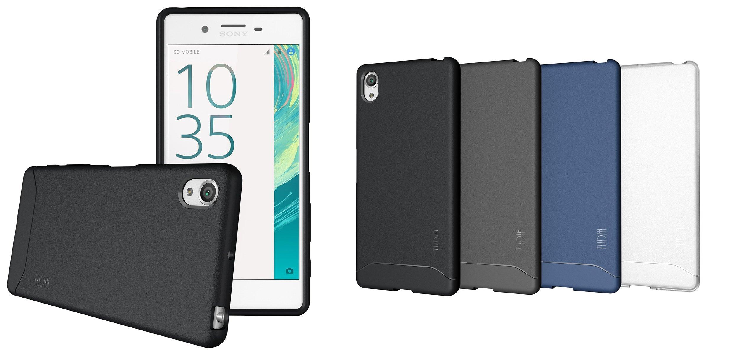 best Sony Xperia X Case Ultra Slim Full-Matte ARCH TPU Bumper Protective Case 2016