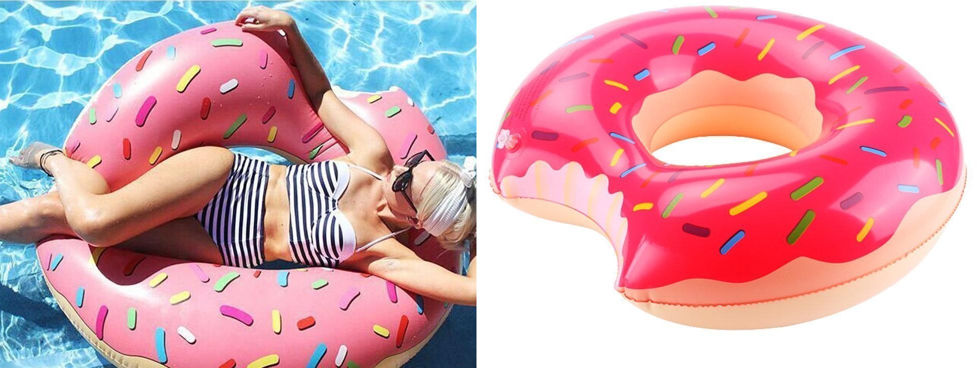 cool Pool Floats donut