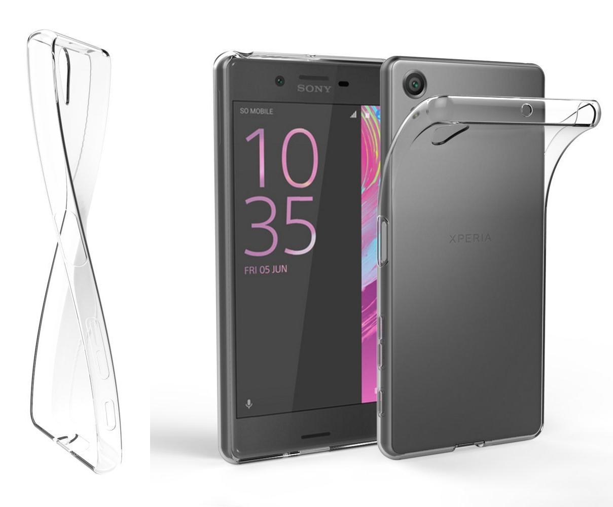tpu clear Sony Xperia X Case 2016